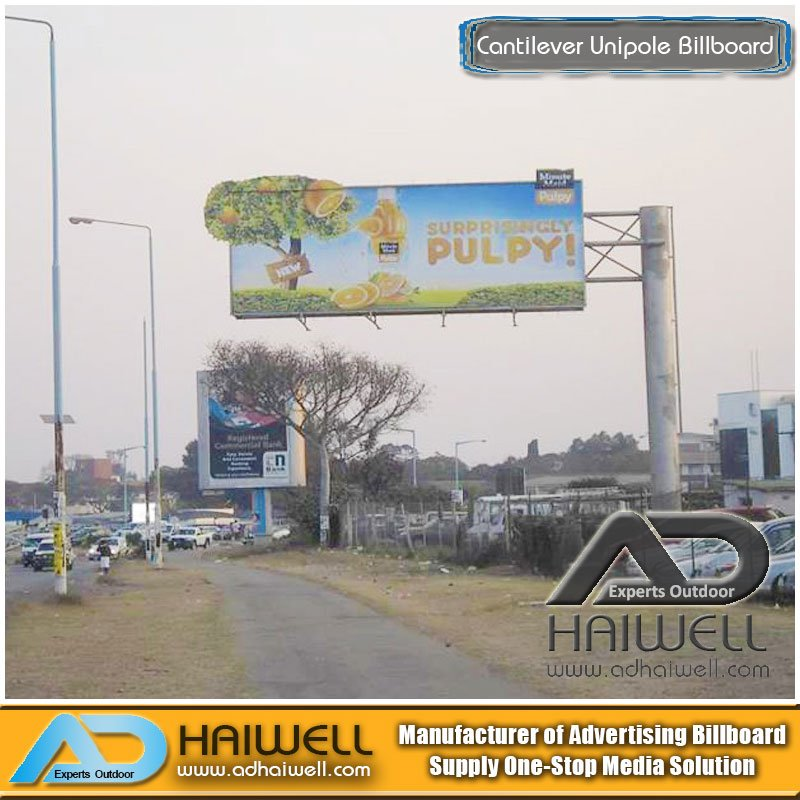 Largest Cantilever Signage Manufacturer in The Middle East & Africa