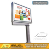 Outdoor Dynamic Or Static Mega Advertising Light Box
