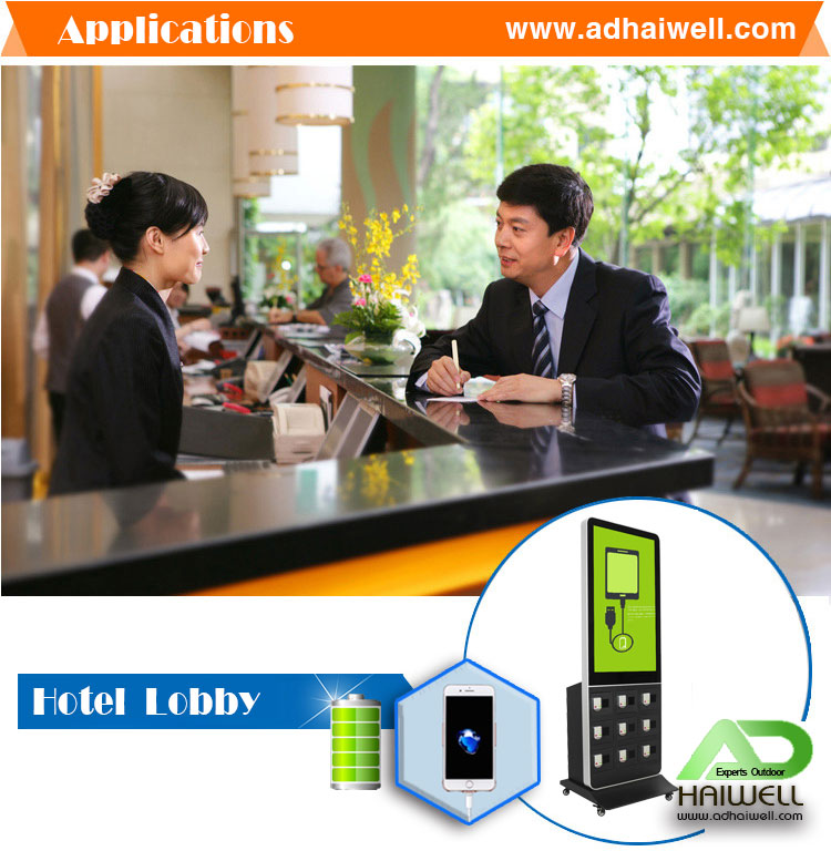 Mobile-charging-station-Application-for-hotel-looby