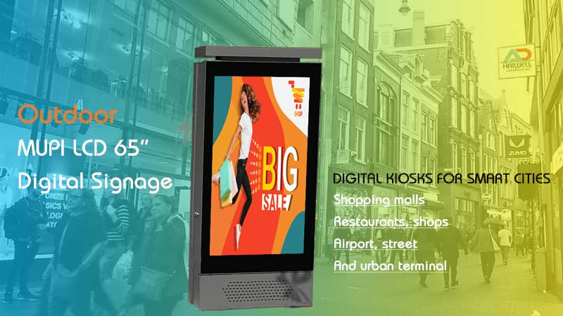 Outdoor LED Digital Signage Vs Outdoor LCD Digital Signage