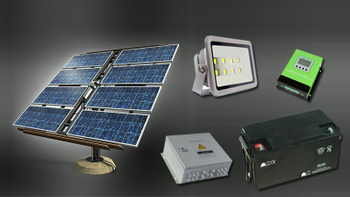 How to Figure Solar Power for Outdoor Advertising Billboard Display?