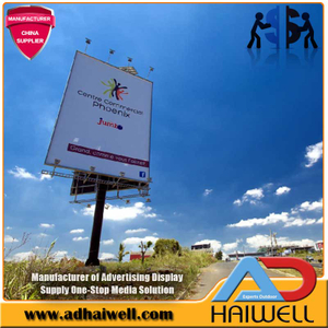 Solar Powered Digital Led Billboard Display Screen
